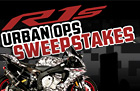 Urban Ops Sweepstakes