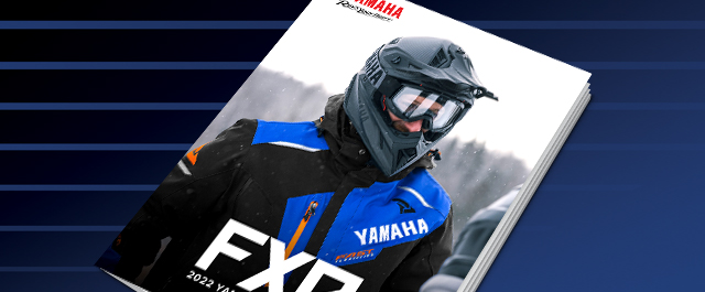 2022 Yamaha FXR Look Book