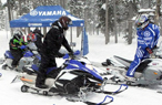 Snowmobile Demos