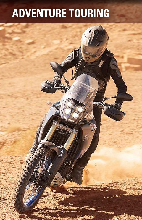 Yamaha Motorcycles Adventure Touring
