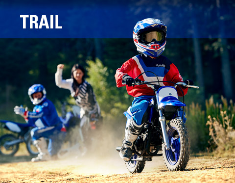 Yamaha Motorcycles - Trail