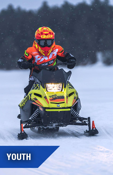 Yamaha Snowmobiles - Youth