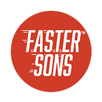 Faster Sons logo