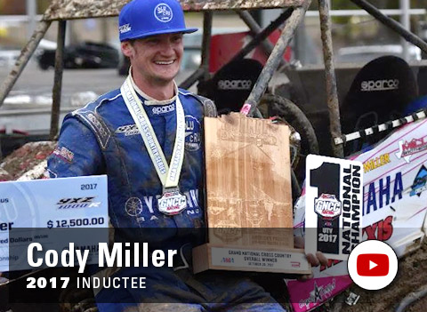 Yamaha Wall of Champions - Coby Miller