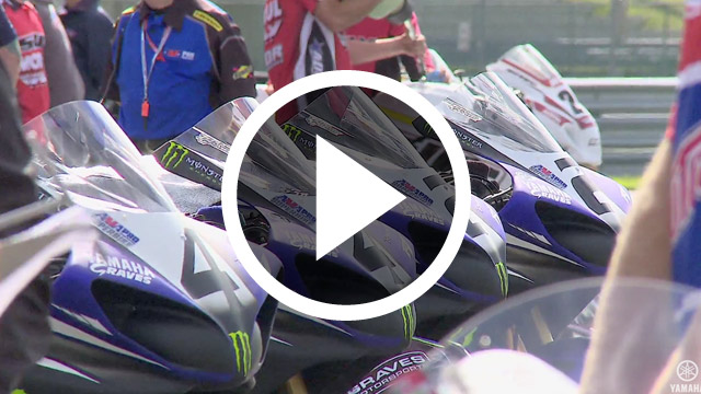 bLU cRU Public Video - Cameron Beaubier Recaps New Jersey, and His SuperBike Rookie Season