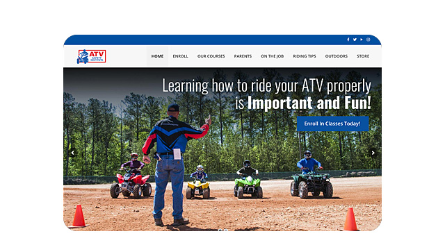 ATV Safety Institute - Online Rider Course