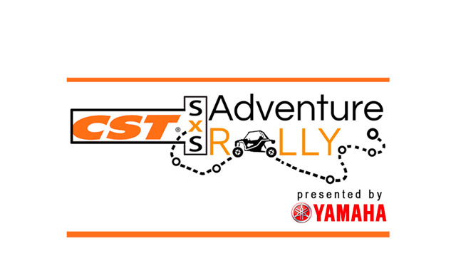 CST SXS Adventure Rally logo