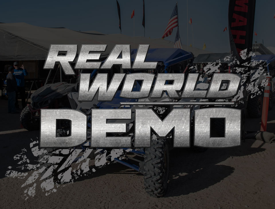 Real World Demo