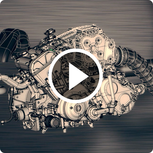 Real World Tech video - X4 Engine