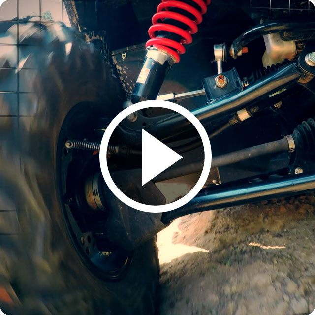 Real World Tech video - X4 Suspension