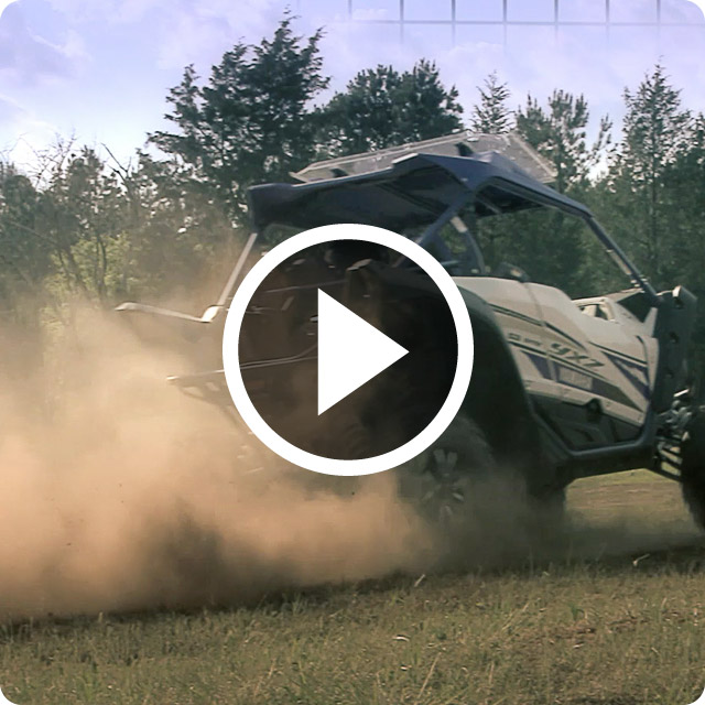Real World Tech video - YXZ Transmission