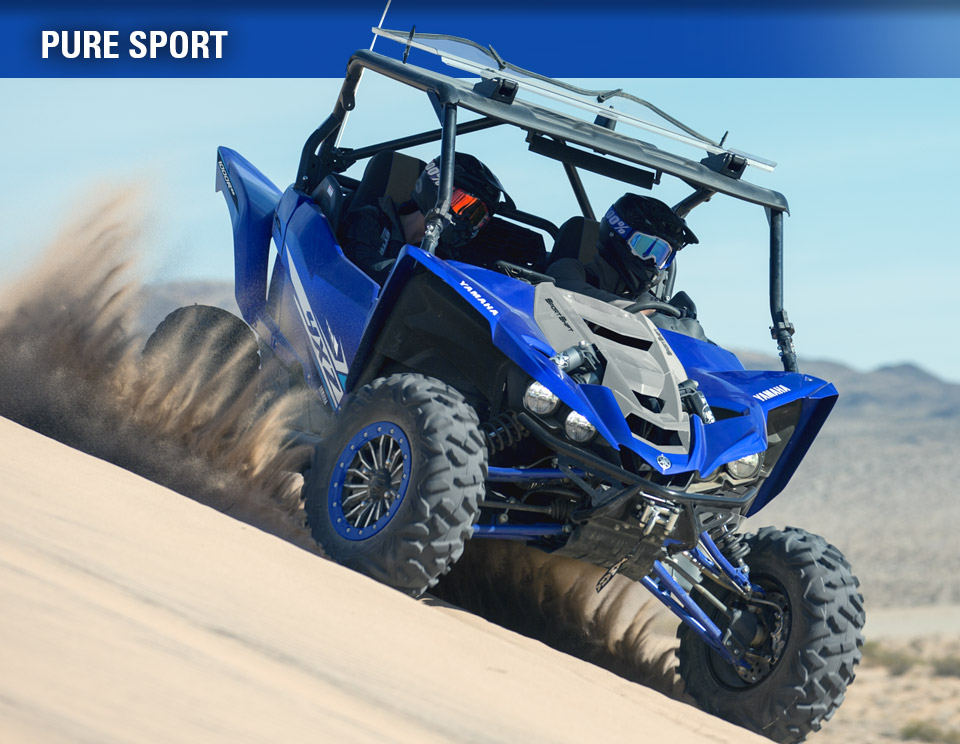 Yamaha Side-by-Sides - Pure Sport