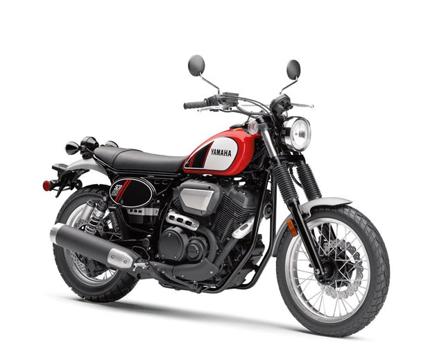 Build Your Own Yamaha SCR950