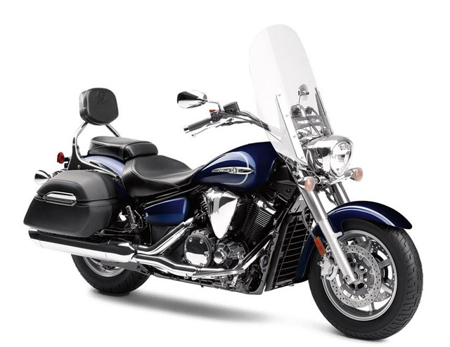 Build Your Own Star V Star 1300 Tourer