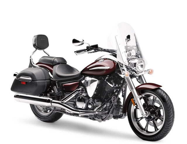 Build Your Own Star V Star 950 Tourer