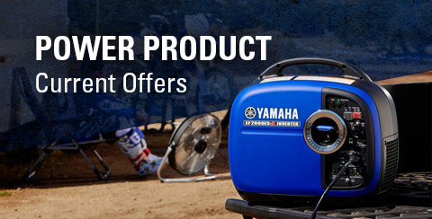 Yamaha Power Products - Current Offers