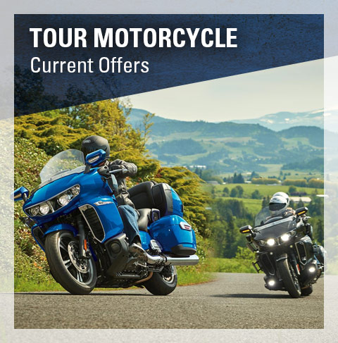 Yamaha Motorcycle - Tour - Current Offers
