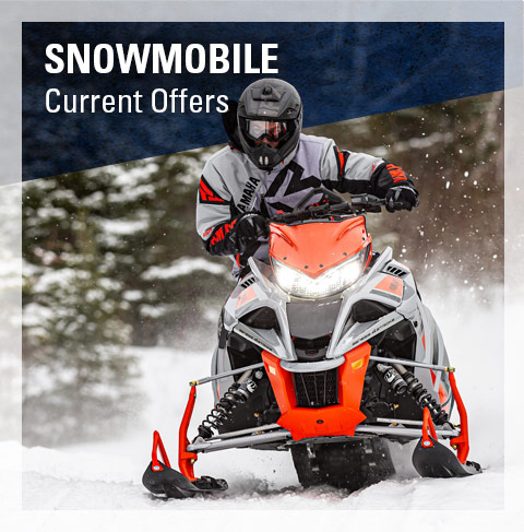 Yamaha Snowmobile - Current Offers