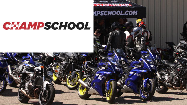 Motorcycle Training - Champ School