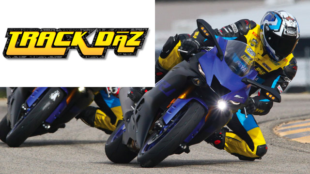 Motorcycle Training - Track Daz