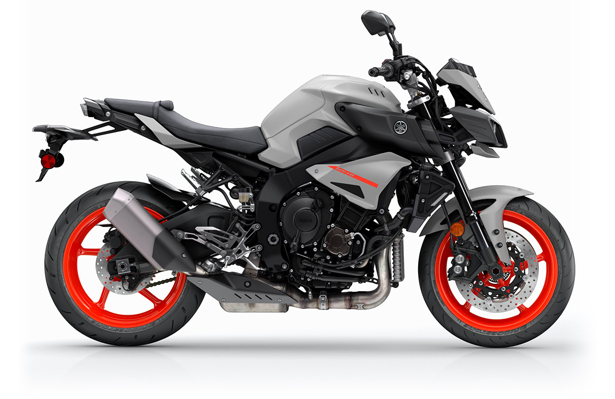 2019 Yamaha Mt 10 Hyper Naked Motorcycle Model Home