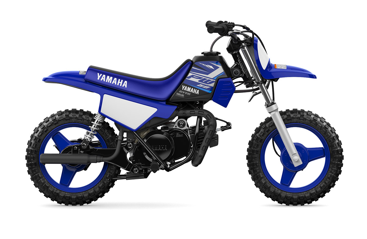 2020 Yamaha PW50 Trail Motorcycle - Model Home
