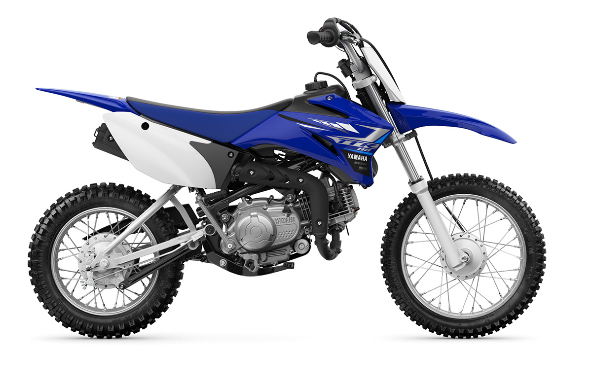 2020 Yamaha TT-R110E Trail Motorcycle - Model Home