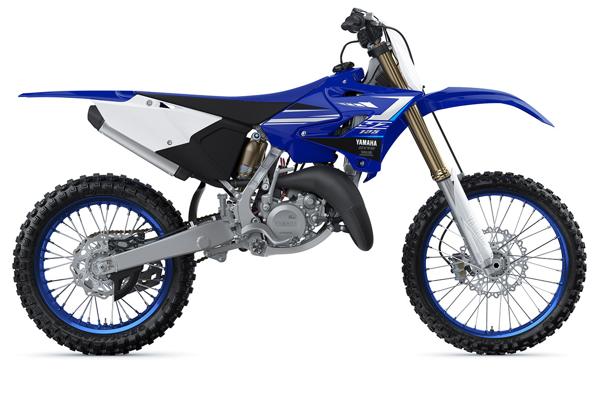 2020 Yamaha Yz125 Motocross Motorcycle Model Home