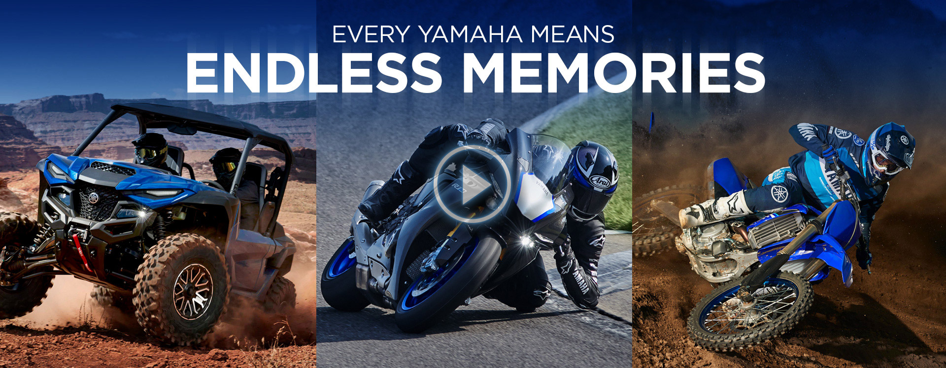 Every Yamaha Means Endless Memories