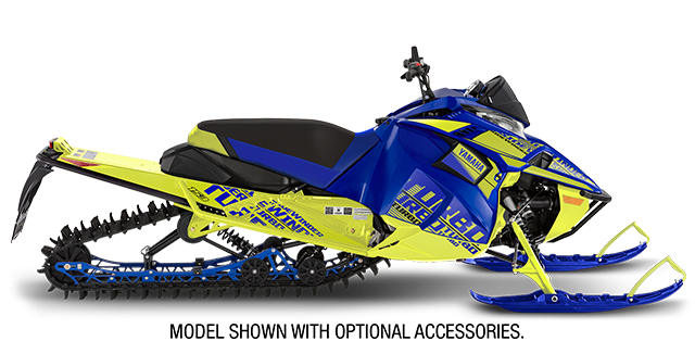 Back Country Snowmobile Profile